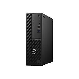 Dell OptiPlex 3080 - SFF - Core i3 10100 3.6 GHz - 8 GB - SSD 256 GB - mit 1 Jahr Vor-Ort-Basisservice (CH, AT, DE - 3 Jahre)