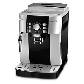 DéLonghi volautomatisch koffiezetapparaat Magnifica S ECAM 21.116.SB, voor bonen/poeder, melkopschuimer, zilver