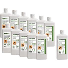 Desinfectante cutáneo CORPUSAN® Skindisinfection, bactericida, levurocida, virucida limitada, incoloro, 12 x 500 ml