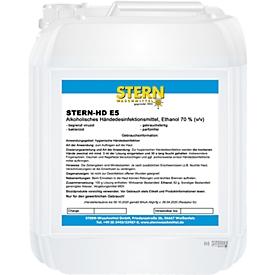 Desinfectante de manos Stern E5, limitadamente virucida así como bactericida/levurocida/tuberculosa, bote, 5 l