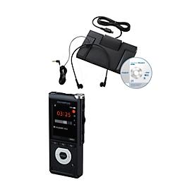 Diktiergerät Olympus DS-2600 Starter-Kit, Hi-Speed USB 2.0, mit DSS-Player, TFT-Vollfarbdisplay