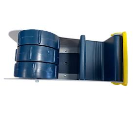 Dispensador de cinta adhesiva, de metal