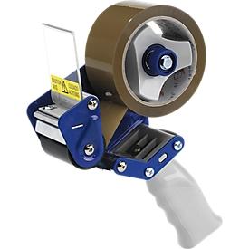 Dispensador de confort con cortadores de seguridad