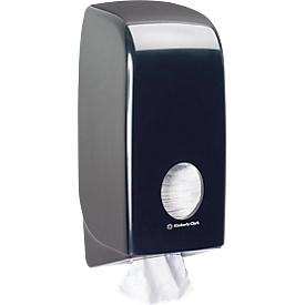 Dispenser voor losse vellen AQUARIUS, zwart