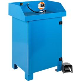 Dispositivo de limpieza de piezas IBS tipo G-50-W (modelo de taller)
