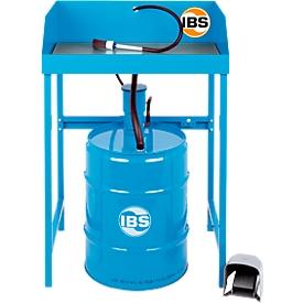 Dispositivo de limpieza de piezas tipo BK (sin barril ni cubeta)