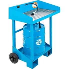 Dispositivo de limpieza de piezas tipo F2 (sin barril ni cubeta)