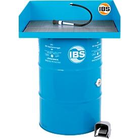 Dispositivo de limpieza de piezas tipo KP (sin barril ni cubeta)