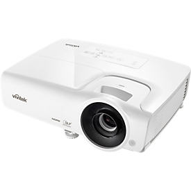 DLP-Beamer Vivitek DH268, full HD, 3500 ANSI-lumen, 15000:1 contrast, 2x HDMI, 2W-luidsprekers