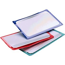 DMT diamantslijper kaartenset, 3 stuks, grof 45 µ/fijn 25 µ/extra fijn 9 µ, kan droog & met water gebruikt worden, creditcard formaat B 83 x D 1.3 x H 50 mm