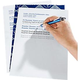 Doorschrijfpapier voor handgeschreven kopieën, A4, 100 vellen