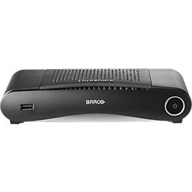 Draadloos presentatiesysteem BARCO ClickShare CS-100 Huddle, tot 8 gebruikers, HDMI, met app-aansturing