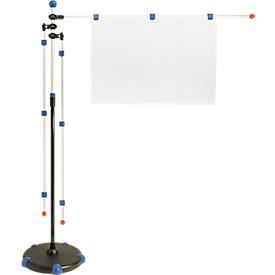 Draagarmen voor presenter-systeem, formaat A1-1,00 m