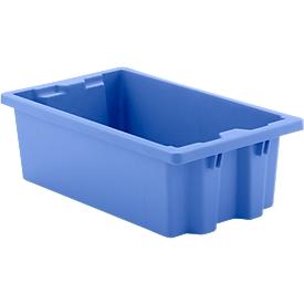 Draaistapelbak FB 530, 17 l, blauw
