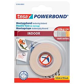 Dubbelzijdige tape tesa Powerbond® indoor