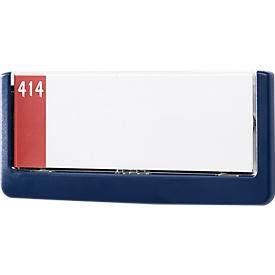 DURABLE deurbord CLICK SIGN, 149 x 52,5 mm, 5 stuks, blauw