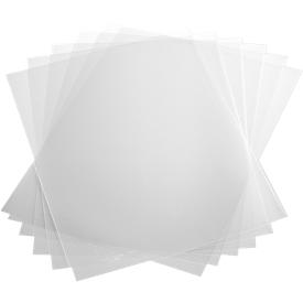 DURABLE Klemmschienenhülle, Polypropylen, 120 my, 50 Stück, transparent