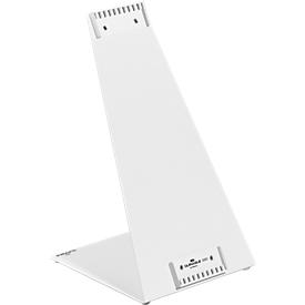 DURABLE Metall-Tischständer (ohne Tafeln), für 10 Tafeln