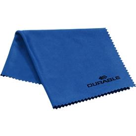DURABLE Mikrofasertuch Techclean cloth, 200 x 200 mm