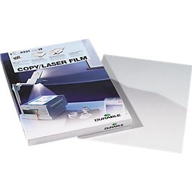 DURABLE OHP-Schreibfolie, DIN A4, 100 Stück