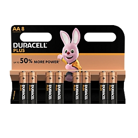 DURACELL® Batterien ULTRA, Mignon AA, 8 Stück