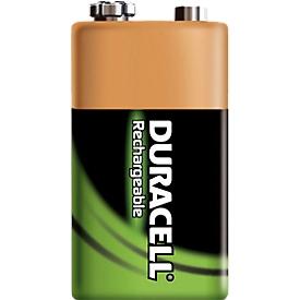 DURACELL® oplaadbare batterij E-Block, 170 mAh, stuk