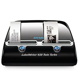 DYMO® Etikettendrucker LabelWriter 450 Twin Turbo