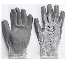 DYNEEMA® handschoenen, snijbestendig, grijs, maat 7