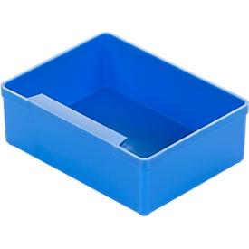 Einsatzkasten EK 353, PS, 30 Stück, blau