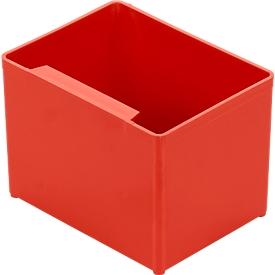 Einsatzkasten EK 752, rot, PP, 20 Stück