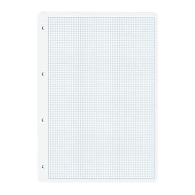 Elco Office Ringbucheinlagen A4, 4 mm Karierung