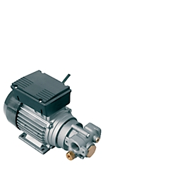 Electrobomba CEMO Viscomat 200/2, 230V, 800W, 9l/min, conexión bilateral 1