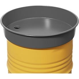 Embudo de barril de acero