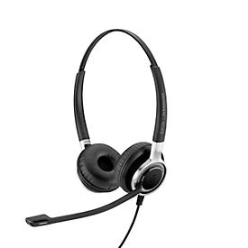 EPOS|Sennheiser Headset IMPACT SC 660 USB ML, bedraad, binaural, In-Line Control, draagtas