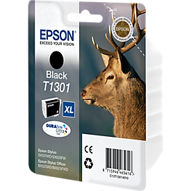 Epson inktcartridge T13014010, zwart