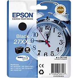 Epson Tintenpatrone T2791XXL schwarz, original