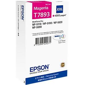 Epson Tintenpatrone T789340XXL magenta, original