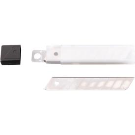 Ersatzklingen, für Schneidemesser, 9 mm, 10 Stück