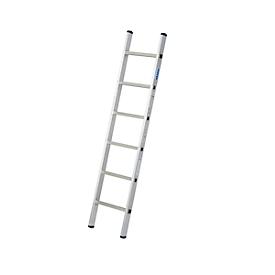 Escalera de mano de aluminio Stabilo, 6 peldaños