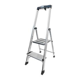Escalera de tijera Safepro, 2 escalones
