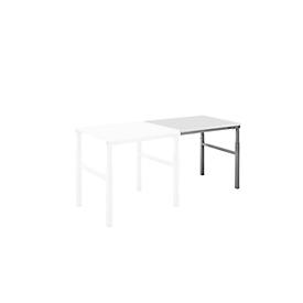 ESD-aanbouwtafel TPG 710, 700 x 1000 mm
