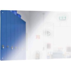 Espejo de pared de acrílico, 400 x 600 mm