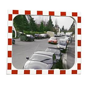 Espejo de tráfico Diamond, 800 x 1000mm