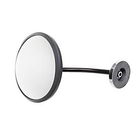 Espejo DETEKTIV, con soporte magnético, 2,2kg, ø 300 mm