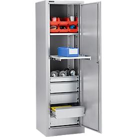 Estante para armario para materiales MS 2506, 422 x 458mm