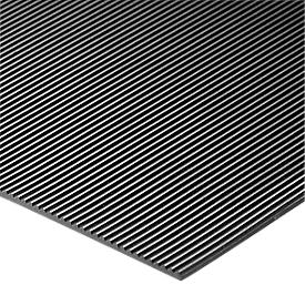 Estera de goma COBArib, m lineal x An 900mm, grosor del material 3mm