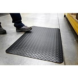 Estera ergonómica Comfort-Lok, 700 x 800mm, estera de una pieza
