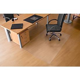 Estera protectora del suelo de Makrolon® transparente, 900 x 1200mm