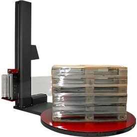 Estiradora KV Entry, semiautomática, mesa giratoria con Ø 1650 x H 86 mm, 6 programas, automática. Detección de altura