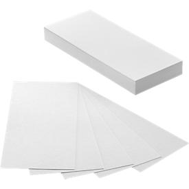Etiket voor stapelbakken serie 14/6-2Z/230/2/2H, 100 stuks